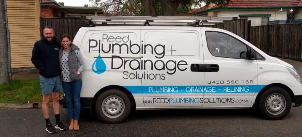 jon reed pumbing plumber