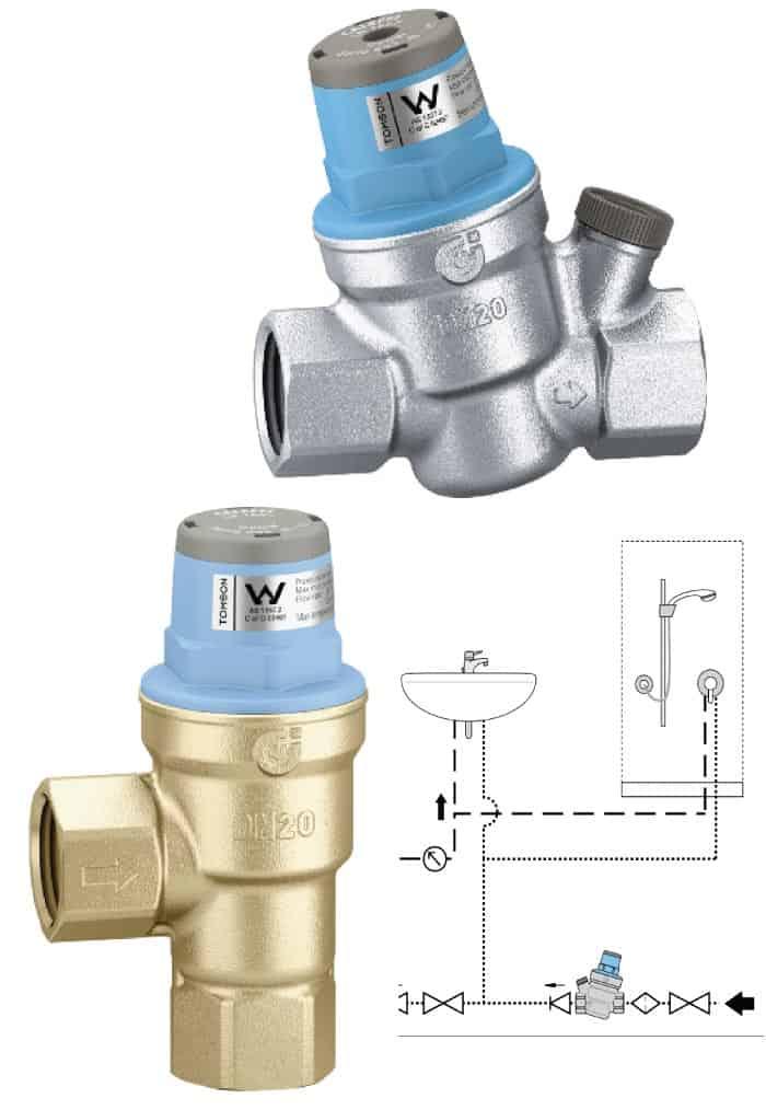 pressure valve fix