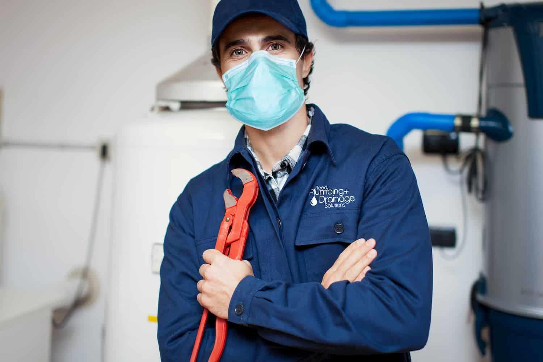 reed covid response plumbing