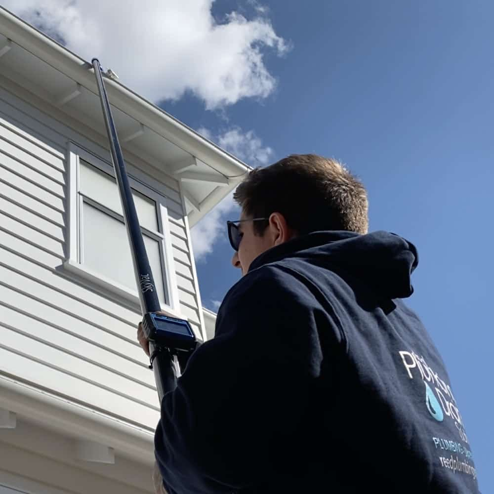 gutter cleaning reed melbourne